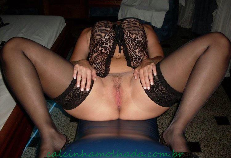 coroa gostosa em fotos de sexo caseiro