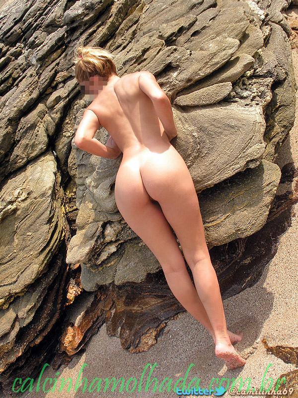 Filmando bundudas gostosas de biquine na praia de santos - 3 part 1